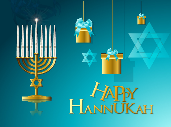 Happy Hanukkah
