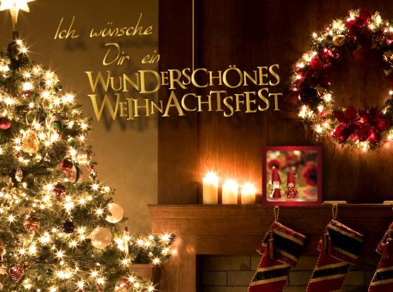 zu Weihnachten