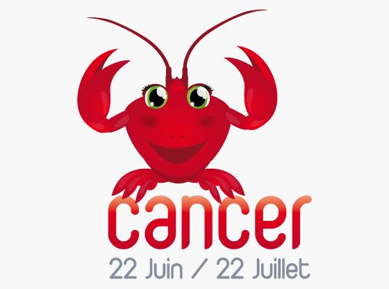 Envoyez la carte Astro Cancer