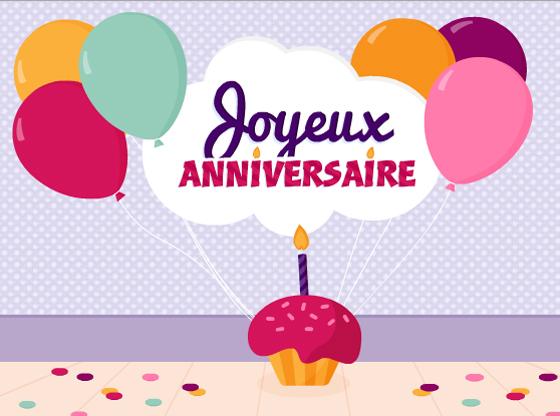 Joyeux Anniversaire 20 ans, 30 ans