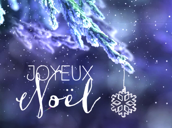 Souhaiter un Joyeux Noël