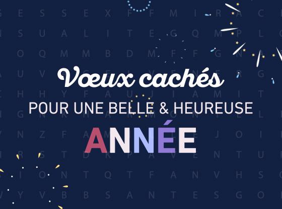 Meilleurs voeux de bonheur, bonne année