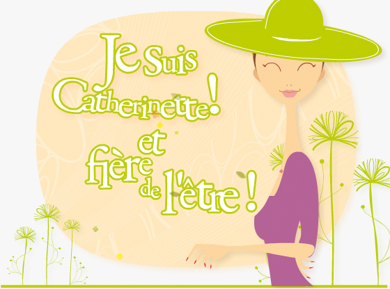 Joyeuse Sainte Catherine, bonne fête Catherine