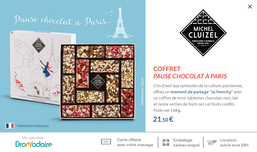 Pause chocolat à Paris