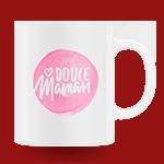 """Mug """"Douce Maman"""""""