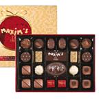 22 chocolats Maxim's, boîte métal