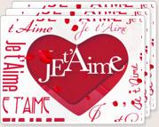 Les cartes virtuelles d'Amour