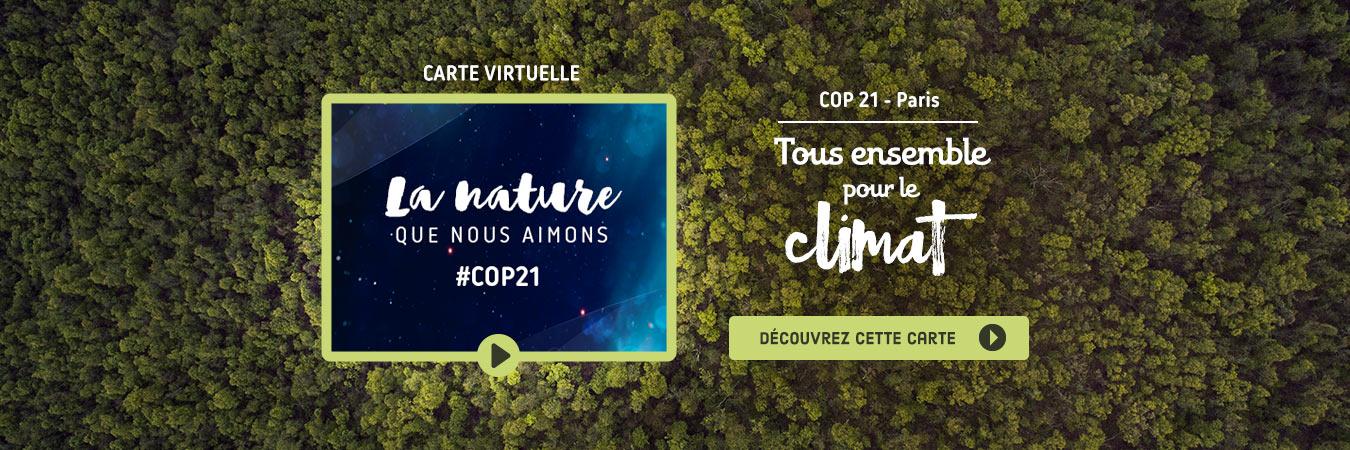Ensemble pour le climat, Cop21