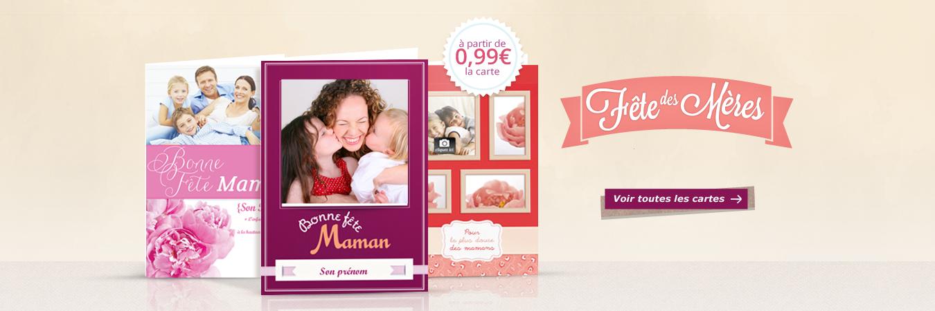 Une carte pour maman