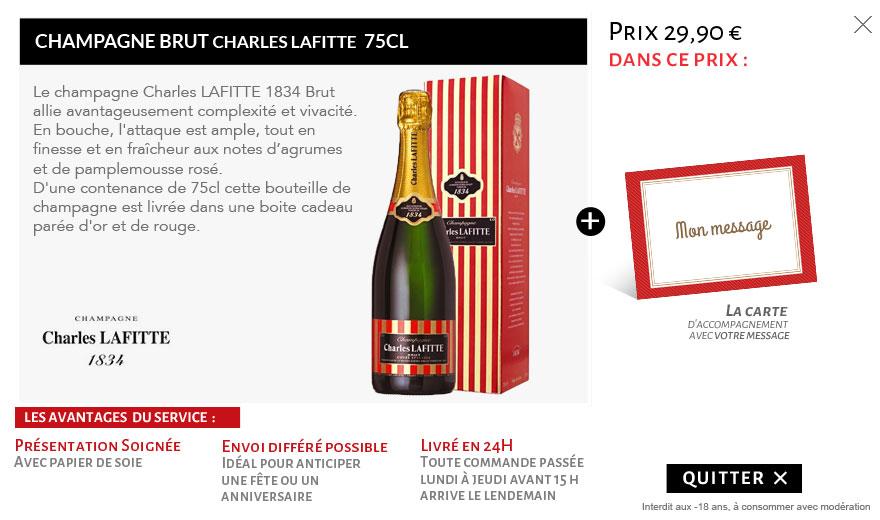 Champagne Brut 75cl