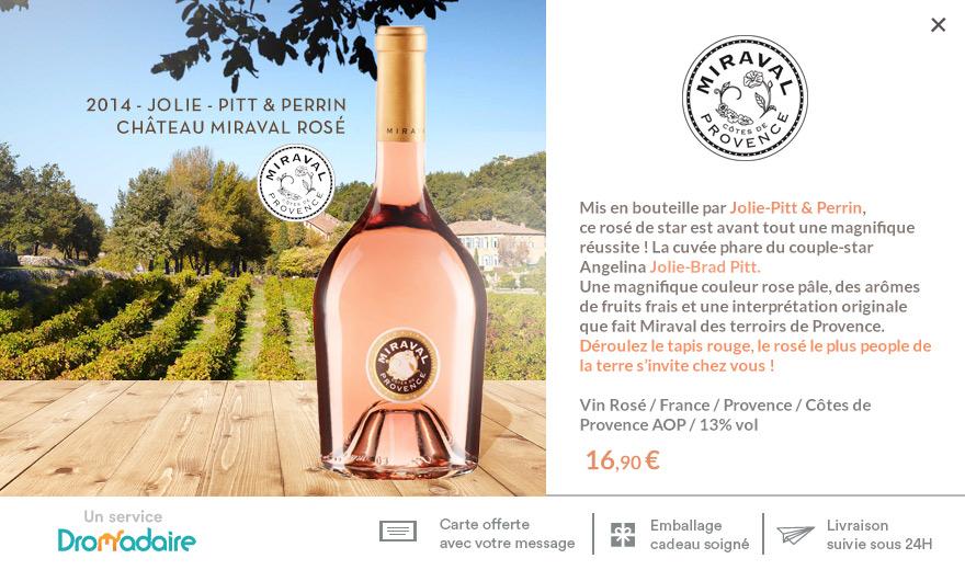 Rosé de Provence Prestige