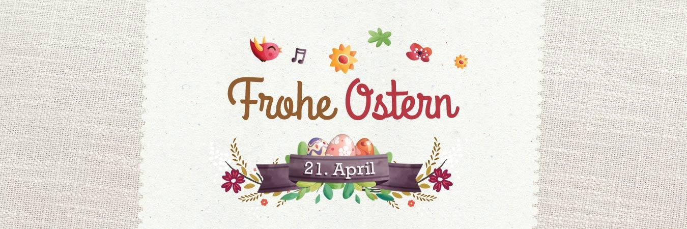 kostenlose Osterkarten