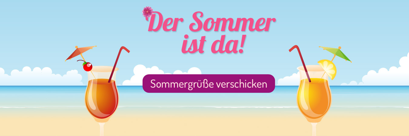 Sommer-Grüße