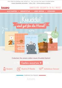 neue Knuddel-Karten