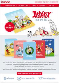 Asterix-Karten