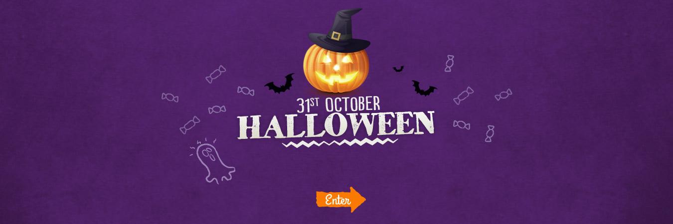 Kisseo Halloween eCards
