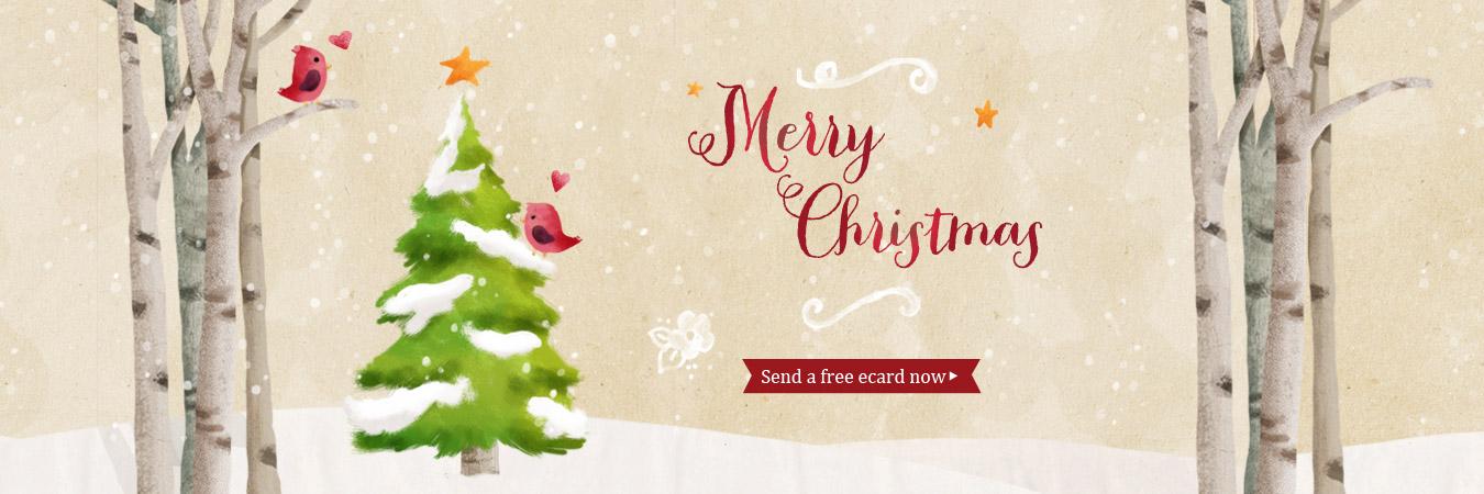Kisseo Christmas eCards