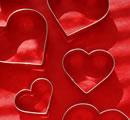 Valentine's Day Hearts