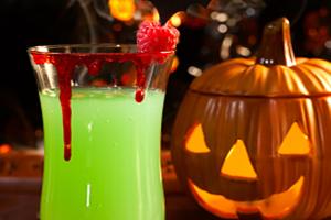 recette d'Halloween