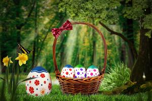 Joyeuses Pâques dans toutes les langues