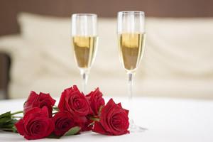 Un anniversaire de mariage réussi