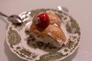 recette du charlotte aux fraises