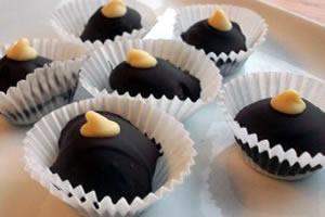Délicieux chocolats pralinés
