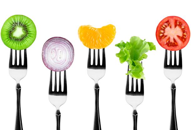 5 fruits et l�gumes par jour