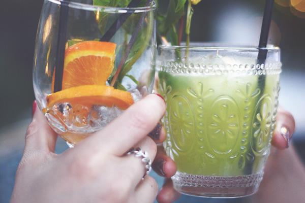 Recettes de boissons fra�ches