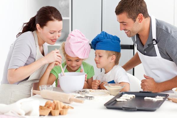 Apprendre aux enfants à bien manger