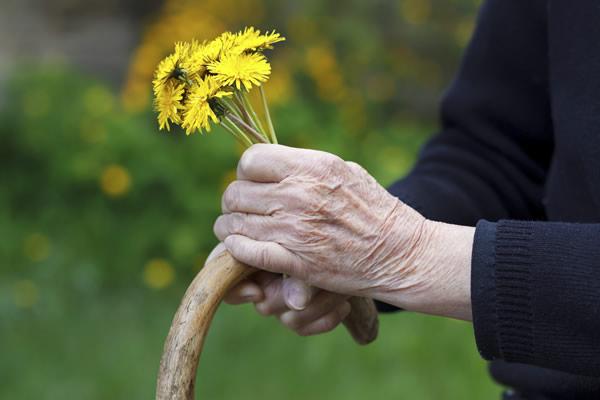 Soutenir une personne atteinte de la maladie d'Alzheimer