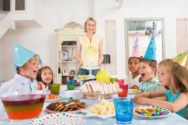 Un anniversaire inoubliable pour vos enfants