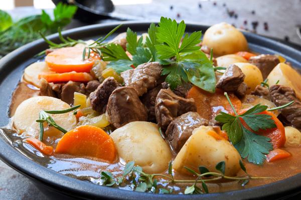 Recette de l'Irish Stew irlandais pour la St Patrick le 17 mars