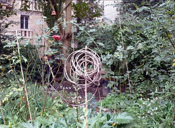 Jardin des deux lauriers