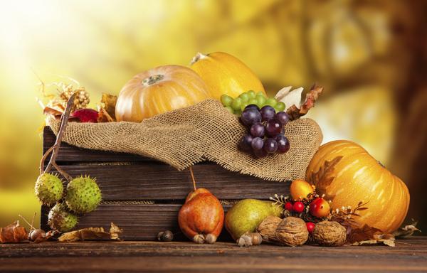 Saveurs de l'automne