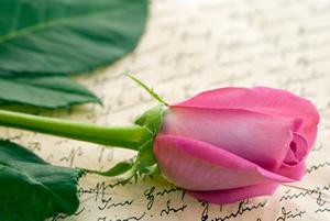 Modèle de lettre Saint Valentin