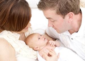 Félicitez pour la naissance de bébé