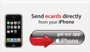 Send eCards directly from your iPhone